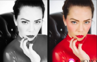 Toronto Dominatrix Miss Maxine Striker BDSM In The GTA